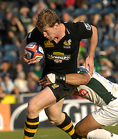 Wycombe, Great Britain, Wasps, Tom REES, during the EDF Energy, Anglo Welsh, rugby Cup match, London Wasps vs London Irish,  at Adams Park, England, 08/10/2006. [Photo, Peter Spurrier/Intersport-images]....
