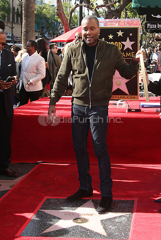 """Hollywood, CA - DECEMBER 02: Lee Daniels, At Lee Daniels Honored With Star On The Hollywood Walk Of Fame"""" At Pacific Theatres at the Hollywood Walk Of Fame, California on December 02, 2016. Credit: Faye Sadou/MediaPunch"""