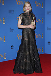 Cate Blanchett<br />  71st Annual Golden Globe Awards - Press Room  on January 12, 2014 at  the  Beverly Hilton Hotel  Beverly Hills,California,USA. Photo:TLowe