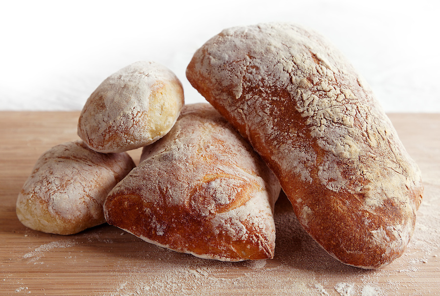 Ciabatta Bread, by pastry chef Laurie Pfalzer, Pastry Craft