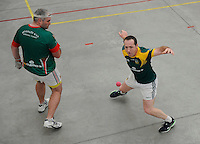 27/09/2014 M Donnelly 60x30 Handball Championship 2014 Senior Doubles Final