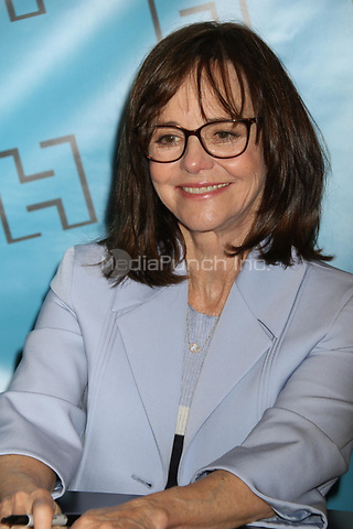 Sally Field 6/1/2018<br /> 2018 Book Expo at the Javitz Center<br /> Photo By John Barrett/PHOTOlink/MediaPunch