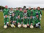 Termonfeckin U-12 Girls. Photo:Colin Bell/pressphotos.ie