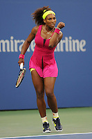 Serena Williams (USA) .Flushing Meadows 7/9/2012 .Tennis Us Open Grande Slam.Foto Insidefoto / Virginie Bouyer / Panoramic.ITALY ONLY