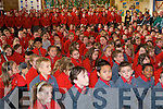 Holy Cross Mercy National School has become the first school in Kerry to raise an active flag in their school. A special celebration was held at the school last week to mark this important achievement.