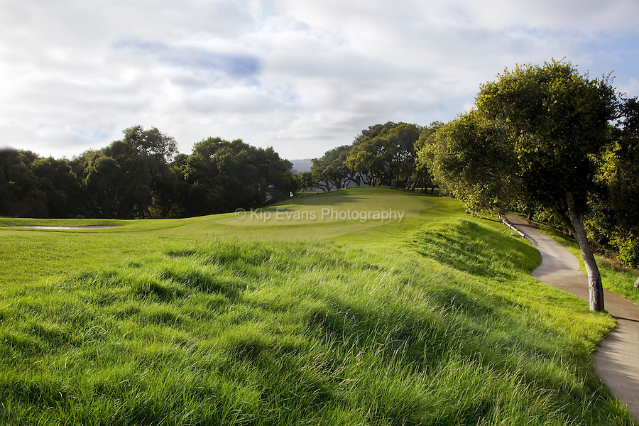 Carmel Valley Ranch Golf Course - 12th Hole.
