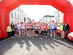 The Start of the Saint Vincent de Paul sponsored 5Km run. Photo: Colin Bell/pressphotos.ie