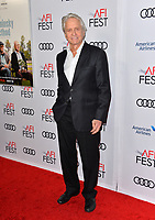 "LOS ANGELES, CA. November 10, 2018: Michael Douglas at the AFI Fest 2018 world premiere of ""The Kominsky Method"" at the TCL Chinese Theatre.<br /> Picture: Paul Smith/Featureflash"