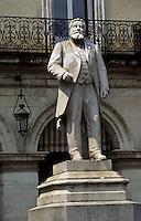Europe/France/Midi-Pyrénées/81/Tarn/Castres: Statue de Jean Jaurès, Place Jean Jaurés