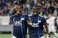 New England Revolution vs Orlando City SC, October 13, 2018