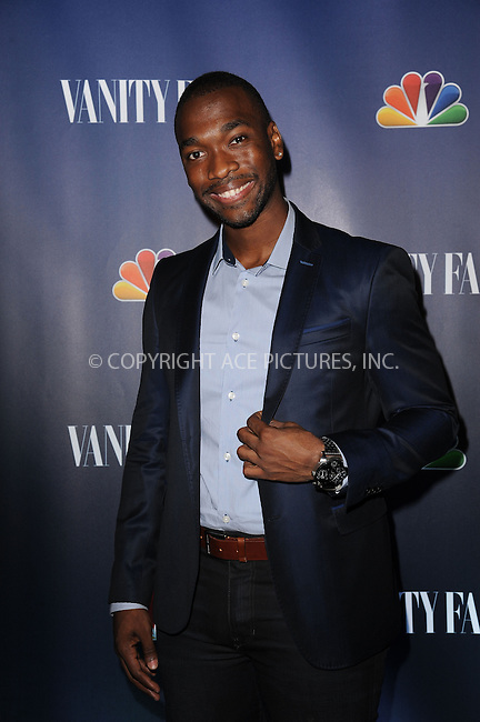 WWW.ACEPIXS.COM<br /> September 16, 2013 New York City<br /> <br /> Jay Pharoah attending NBC's 2013 Fall Launch Party at the The Standard Hotel on September 16, 2013 in New York City.<br /> <br /> By Line: Kristin Callahan/ACE Pictures<br /> <br /> ACE Pictures, Inc.<br /> tel: 646 769 0430<br /> Email: info@acepixs.com<br /> www.acepixs.com<br /> Copyright:<br /> Kristin Callahan/ACE Pictures