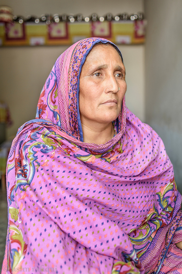 Naheed Kausar was arrested and detained while on her way from her village in Okara to Lahore to participate in a protest rally for the release of the leader of the landless peasant movement Mehr Abdul Sattar. She was held without charge for five days, subjected to violence at the hands of the police, and never accused of any crime. The military has been racheting up its use of violence against the non-violent protest movement of the landless peasants. The use of violence against women is a new phenomenon, and reflects the growing desperation of the military brass to wrest control of these lands and break the back of a movement that has resisted their designs for over sixteen years. Mehr Abdul Sattar remains in solitary confinement, held there on concocted 'terrorism' charges.