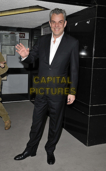 LONDON, ENGLAND - MARCH 16: Danny Huston attends the &quot;Dior and I&quot; UK film premiere, Curzon Mayfair cinema, Curzon St., on Monday March 16, 2015 in London, England, UK. <br /> CAP/CAN<br /> &copy;CAN/Capital Pictures