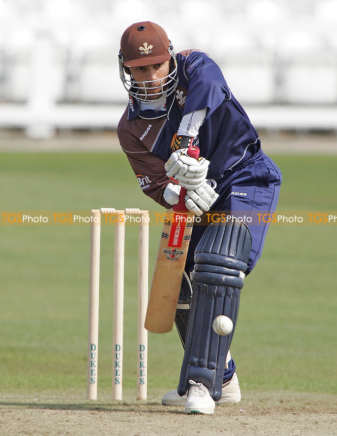Mark Ramprakash of Surrey - Essex vs Surrey - Friendly Match at Chelmsford, Essex - 05/04/07 - MANDATORY CREDIT: Rob Newell/TGSPHOTO