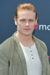 Heughan Sam poses at a photocall for the TV series 'Outlander' during the 55th Monte Carlo TV Festival on June 13, 2015 in Monte-Carlo, Monaco