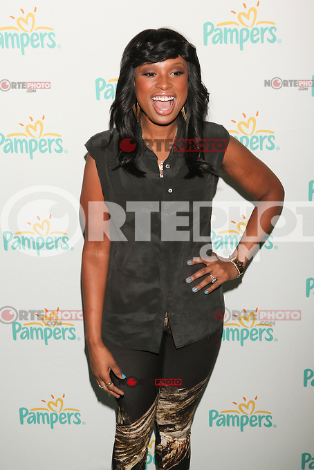 Pampers teams up with Grammy award-winning recording artist Jennifer Hudson to unveil her original rendition of a favorite lullaby classic at the Pampers listening party in New York City, June 27, 2012 &copy; Diego Corredor/MediaPunch Inc. /*NORTEPHOTO.COM*<br /> **SOLO*VENTA*EN*MEXICO** **CREDITO*OBLIGATORIO** *No*Venta*A*Terceros* *No*Sale*So*third* *** No Se Permite Hacer Archivo** *No*Sale*So*third*