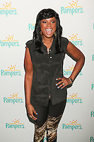 Pampers teams up with Grammy award-winning recording artist Jennifer Hudson to unveil her original rendition of a favorite lullaby classic at the Pampers listening party in New York City, June 27, 2012 © Diego Corredor/MediaPunch Inc. /*NORTEPHOTO.COM*<br />