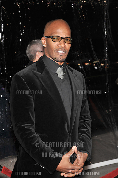"Jamie Foxx at the Los Angeles premiere of ""Atonement"" at the Academy Theatre, Beverly Hills..December 6, 2007  Beverly Hills, CA.Picture: Paul Smith / Featureflash"