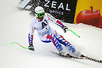December 3, 2011: France's Yannick Bertrand competes in the Super-G at the Audi Birds of Prey FIS World Cup ski championships at Beaver Creek Ski Resort, Colorado.