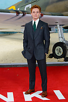 www.acepixs.com<br /> <br /> July 13 2017, London<br /> <br /> Tom Glynn-Carney arriving at the premiere of 'Dunkirk' at the BFI Southbank on July 13, 2017 in London, England. <br /> <br /> By Line: Famous/ACE Pictures<br /> <br /> <br /> ACE Pictures Inc<br /> Tel: 6467670430<br /> Email: info@acepixs.com<br /> www.acepixs.com