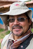 Peru, Urubamba Valley, Peruvian Tour Guide.