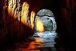 San Vicente Creek tunnel, Davenport
