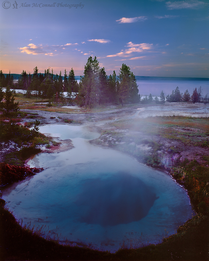 """The West Thumb""<br />