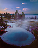 &ldquo;The West Thumb&rdquo;<br />