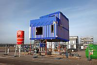 Nieuwbouw in Almere