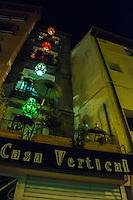 Madrid - Casa Vertical
