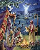 Randy, HOLY FAMILIES, HEILIGE FAMILIE, SAGRADA FAMÍLIA, paintings+++++Shepherds_Following_Star_sm,USRW328,#xr#