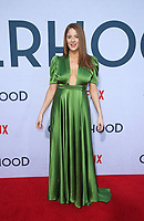 "31 July 2019 - Hollywood, California - Emily Tremaine. Photo Call For Netflix's ""Otherhood"" held at The Egyptian Theatre. Photo Credit: FSadou/AdMedia"