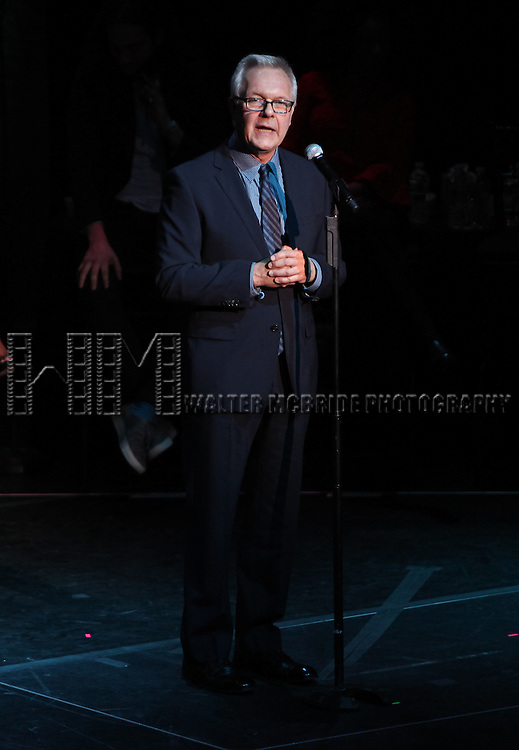 Walter Bobbie.performing in 'MISCAST 2012' MCC Theatre's Annual Musical Spectacular at The Hammerstein Ballroom in New York City on 3/26/2012.