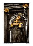 St. Pasqual of Baylon, San Francisco de Asís (Mission Dolores) by Larry Angier.