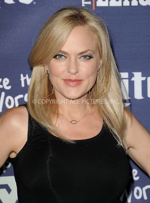 WWW.ACEPIXS.COM<br /> <br /> September 8 2015, LA<br /> <br /> Elaine Hendrix arriving at the premiere of FXX's 'The League' Final Season and 'You're The Worst' 2nd Season at the Regency Bruin Theater on September 8, 2015 in Westwood, California.<br /> <br /> <br /> By Line: Peter West/ACE Pictures<br /> <br /> <br /> ACE Pictures, Inc.<br /> tel: 646 769 0430<br /> Email: info@acepixs.com<br /> www.acepixs.com