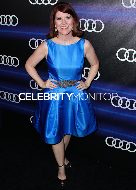 WEST HOLLYWOOD, CA, USA - AUGUST 21: Kate Flannery at the Audi Emmy Week Celebration 2014 held at Cecconi's Restaurant on August 21, 2014 in West Hollywood, California, United States. (Photo by Xavier Collin/Celebrity Monitor)
