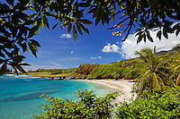 Hamao Beach in Hana, Maui, Hawaii is famous worldwide as a top rated beach.