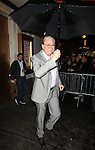 John Larroquette.exiting the Stager Door after  the Broadway Opening Night Performance of 'Gore Vidal's The Best Man' at the Gerald Schoenfeld Theatre in New York City on 4/1/2012