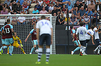 Preston North End's Josh Harrop scores his sides first goal  <br /> <br /> Photographer Mick Walker/CameraSport<br /> <br /> Football Pre-Season Friendly - Preston North End  v Burnley FC  - Monday 23st July 2018 - Deepdale  - Preston<br /> <br /> World Copyright &copy; 2018 CameraSport. All rights reserved. 43 Linden Ave. Countesthorpe. Leicester. England. LE8 5PG - Tel: +44 (0) 116 277 4147 - admin@camerasport.com - www.camerasport.com