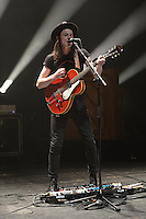 MIAMI BEACH, FL - SEPTEMBER 21: James Bay performs at the Fillmore on September 21, 2016 in Miami Beach, Florida. Credit: mpi04/MediaPunch