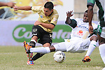 El equipo de Ditaires venció 3-0 al de Bogotá en el debut de Leonel Álvarez, en el inicio del Finalización