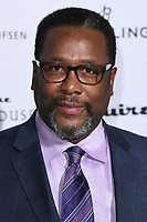 LONDON, UK. October 16, 2019: Wendell Pierce arriving for the Esquire Townhouse 2019 launch party, London.<br /> Picture: Steve Vas/Featureflash