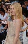 "LOS ANGELES, CA. - June 24: Dakota Fanning arrives to the premiere of ""The Twilight Saga: Eclipse"" during the 2010 Los Angeles Film Festival at Nokia Theatre L.A. Live on June 24, 2010 in Los Angeles, California."