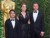 20.09.2016: BRANGELINA NO MORE - ANGELINA JOLIE FILES FOR DIVORCE FROM BRAD PITT<br /> Jolie filed for divorce from Pitt for 'the health of her family', two years after the couple wed at their French estate Chateau Miraval.The actress filed papers on Monday citing irreconcilable differences as the reason for the split and asking for physical custody of the couple's six children - Maddox, age 15; Pax, aged 12; Zahara, aged 11; Shiloh, aged 10; and twins Vivienne and Knox, aged eight.<br /> <br /> ANGELINA JOLIE, BRAD PITT AND MADDOX JOILE-PITT<br /> attend the 5th Annual Governors Awards in The Ray Dolby Ballroom at Hollywood &amp; Highland Center&reg; in Hollywood, Los Angele_16/11/2013<br /> Mandatory Photo Credit: &copy;Petit/Newspix International<br /> <br />               **ALL FEES PAYABLE TO: &quot;NEWSPIX INTERNATIONAL&quot;**<br /> <br /> PHOTO CREDIT MANDATORY!!: NEWSPIX INTERNATIONAL(Failure to credit will incur a surcharge of 100% of reproduction fees)<br /> <br /> IMMEDIATE CONFIRMATION OF USAGE REQUIRED:<br /> Newspix International, 31 Chinnery Hill, Bishop's Stortford, ENGLAND CM23 3PS<br /> Tel:+441279 324672  ; Fax: +441279656877<br /> Mobile:  0777568 1153<br /> e-mail: info@newspixinternational.co.uk