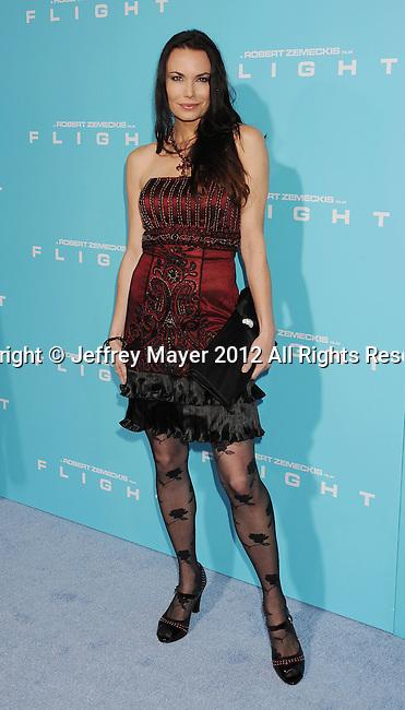 HOLLYWOOD, CA - OCTOBER 23: Jon Mack arrives at the 'Flight' - Los Angeles Premiere at ArcLight Cinemas on October 23, 2012 in Hollywood, California.