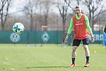 11.04.2018, Trainingsgelaende, Bremen, GER, 1.FBL, Training SV Werder Bremen<br /> <br /> im Bild<br /> Florian Kainz (Werder Bremen #07), <br /> <br /> Foto &copy; nordphoto / Ewert