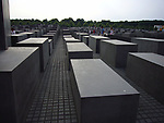 The Holocaust memorial to the six million Jewish victim of Nazi terror which stands in the former no-man's land of the Berlin Wall. The Wall divided Berlin and Germany for 29 years from 1961. A popular uprising took place in East Germany in 1989 and lead to the end of the Cold War and the re-unification of Germany after which Berlin became the nation's capital city once more.