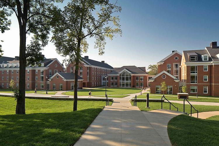 Ohio University New Student Housing Phase One   Corna