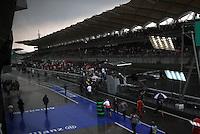 SEPANG, MALASIA, 25 DE MARCO 2012 - F1 - GP MALASIA - <br /> Vista dos boxes durante o GP da Malásia, no circuito de Kuala Lumpur, em Sepang, neste domingo, 26. (FOTO: THOMAZ MELZER / PIXATHLON /  BRAZIL PHOTO PRESS).