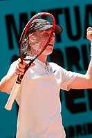 Denis Shapovalov, Canada, during Madrid Open Tennis 2018 match. May 8, 2018.(ALTERPHOTOS/Acero) /NortePhoto.com